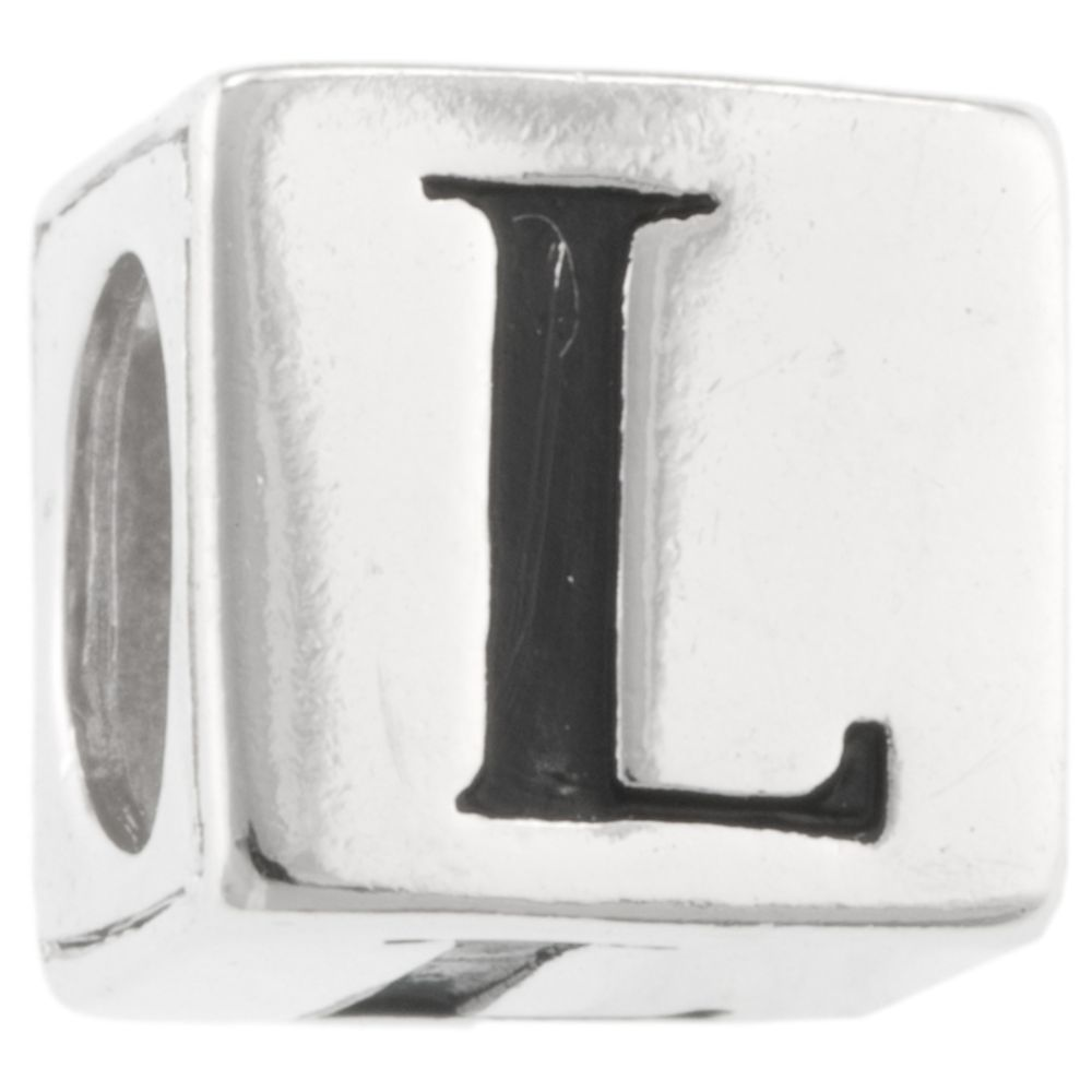 Tradition Charms Sterling Silver Square