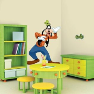 RoomMates  Mickey & Friends - Goofy Peel & Stick Giant Wall Decal