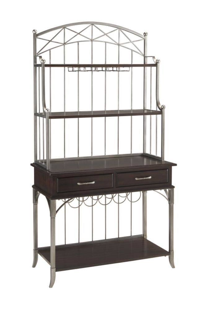Home Styles Bordbeaux Bakers Rack