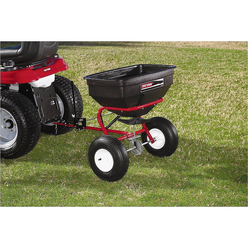 Craftsman Lawn Garden Tractor Attachments Sprayers Spreaders