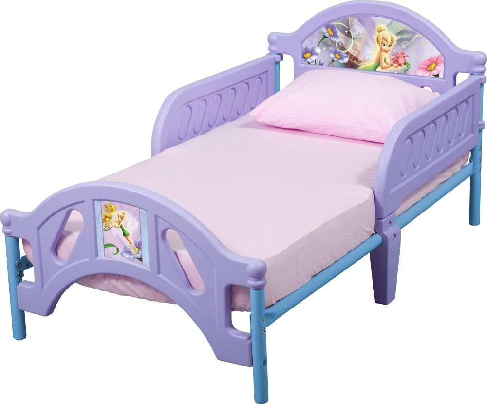 Delta Childrens Disney Fairies Toddler Bed