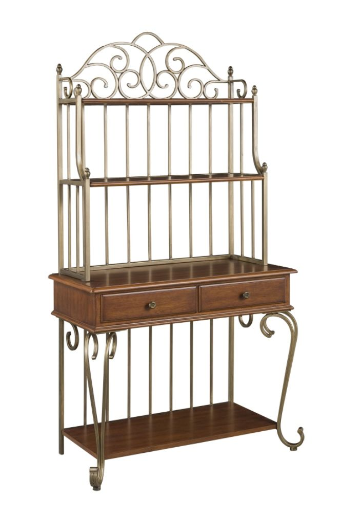 Home Styles St. Ives Bakers Rack