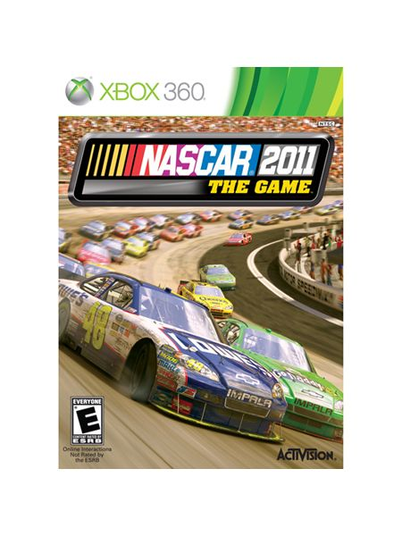 Activision Nascar 2011: The Game for Xbox 360