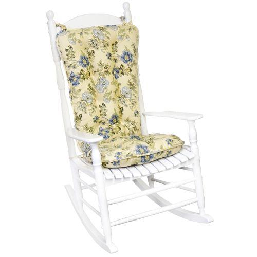 Toile Rocking Chair Cushions Chair Pads Amp Cushions