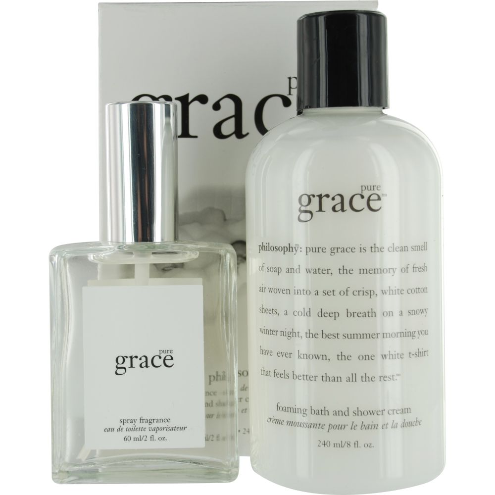 Philosophy Pure Grace PHILOSOPHY PURE GRACE by Philosophy Set-Soap & $ 51.49