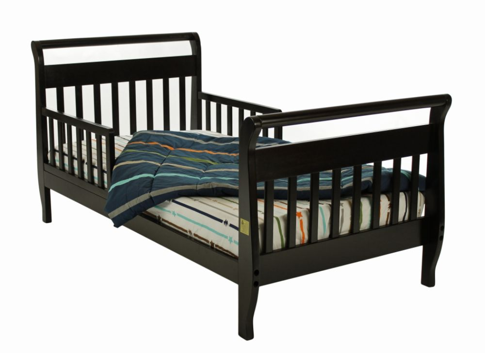 Solid Wood  on Solid Wood Toddler Bed Bedding