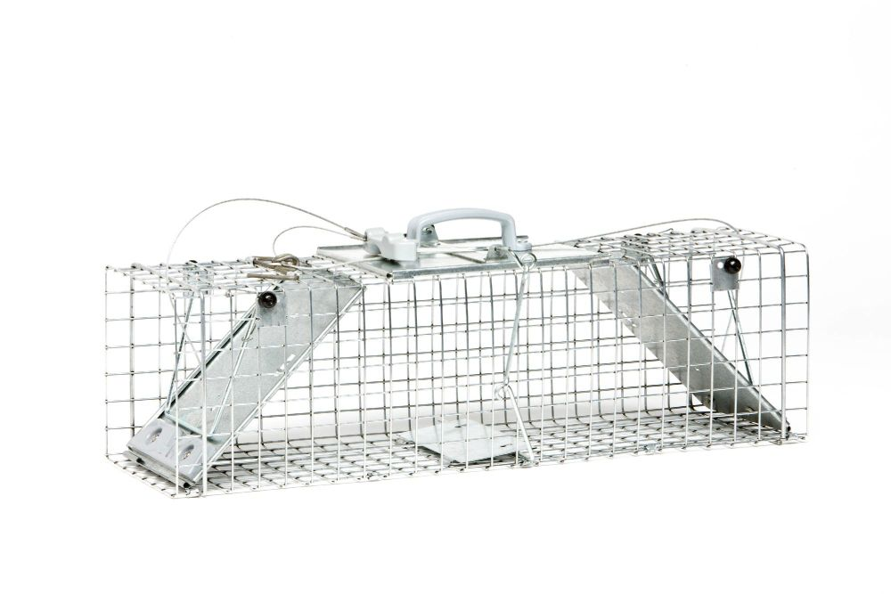 Havahart Easy Set Small 2-Door Animal Trap
