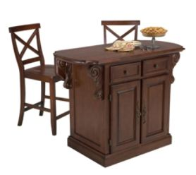 Traditions Kitchen Island                                                                                                        at mygofer.com