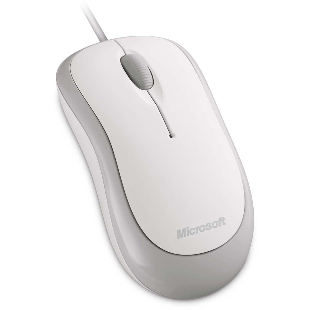 Microsoft Basic Optical Mouse White MICROSOFT CORPORATION