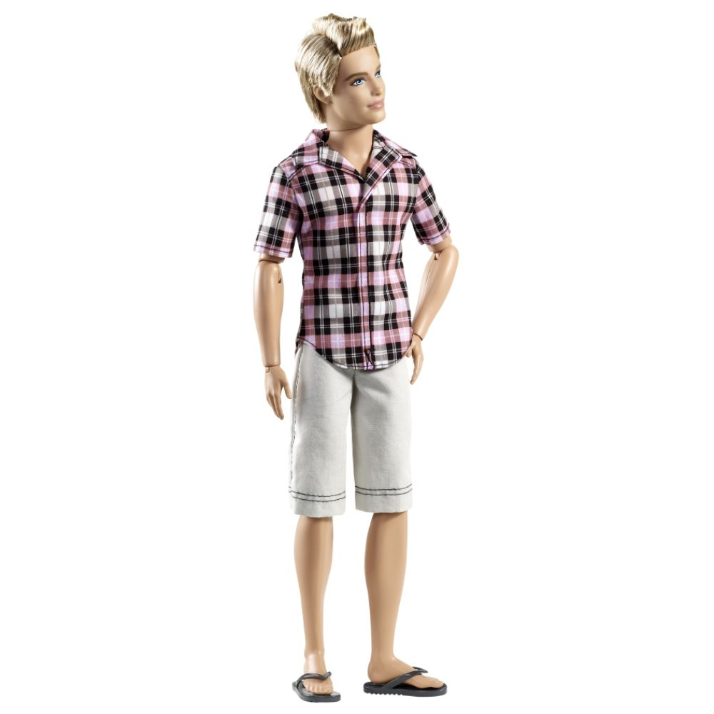 Shoe Fashionista on Barbie Fashionistas Ken Doll   Cutie