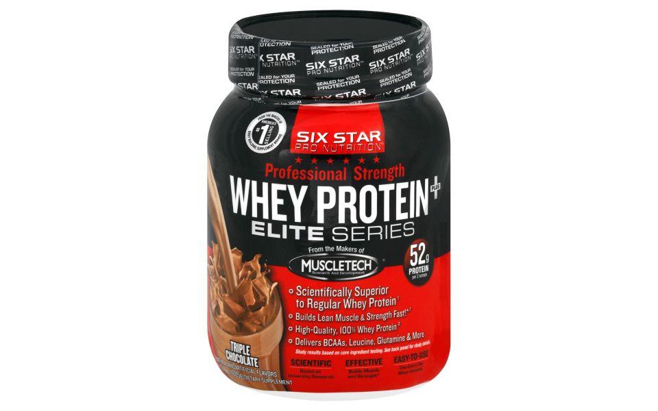 Elite series protein