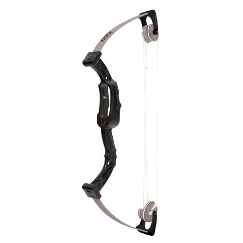 Martin Tiger 121 Black Youth Bow Set Blk 10 - 20 Lbs