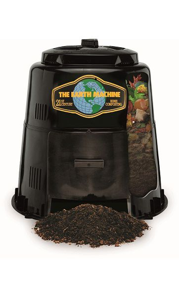 earth machine composter
