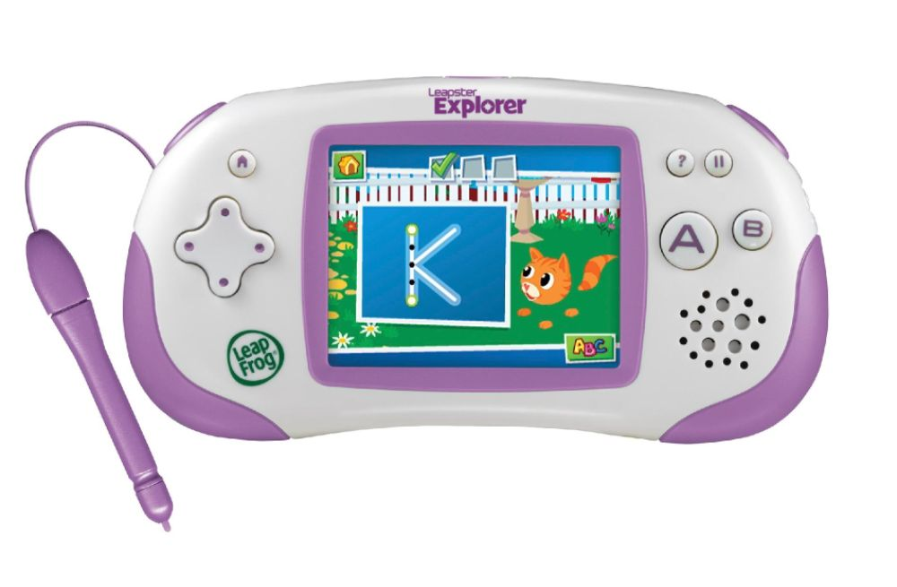 LeapFrog Explorer Learning Experience (pink)