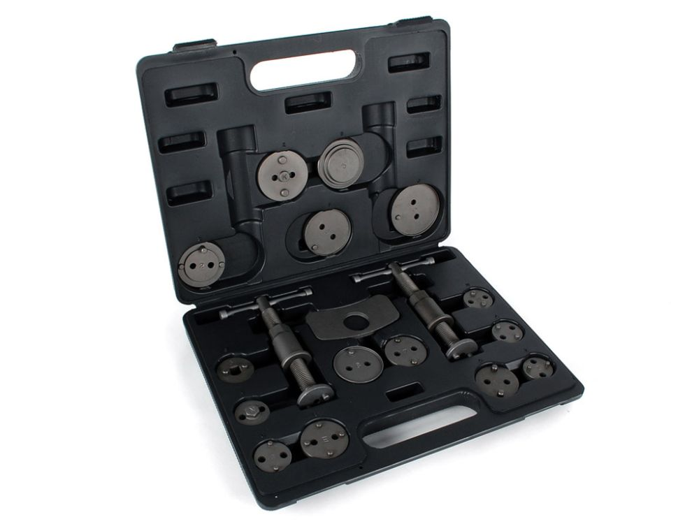 18-Piece Brake Caliper Piston Tool