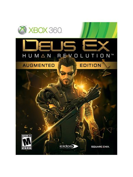 Deus Ex: Human Revolution Augmented Edition - Xbox 360