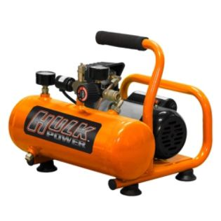 HULK Power  1/2 HP Oil Free Portable Air Compressor- HP00P001S1