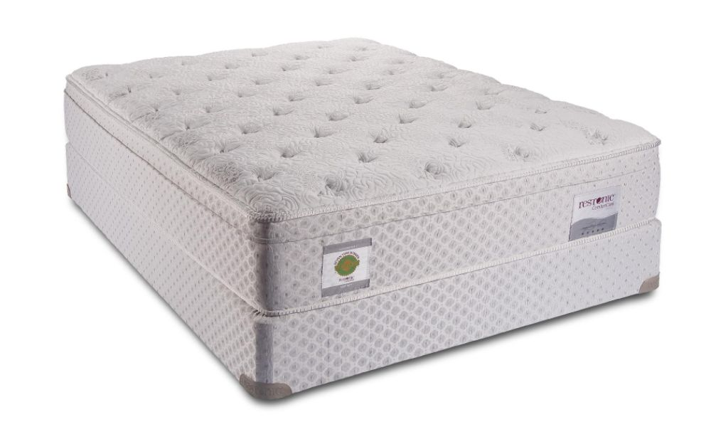 Price Comparisons Of CUDDLEDOWN 600FP The Best Of Both Down And Synthetic Super Featherbed, Twin, White