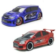 New Bright 1:16 RC Touch Mitsubishi Lancer Evo X or Subaru Impreza WRX STi  Assorted at Kmart.com