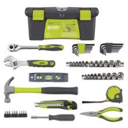 52 pc. Homeowner Tool Set