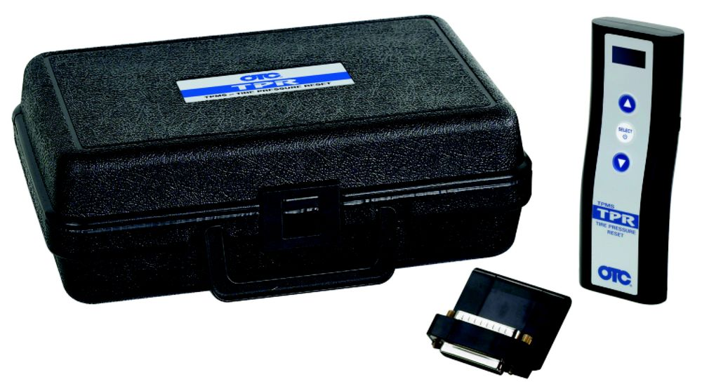 OTC 3834 TPR, TPMS TOOL WITH WIRELESS SCAN ADAPTER