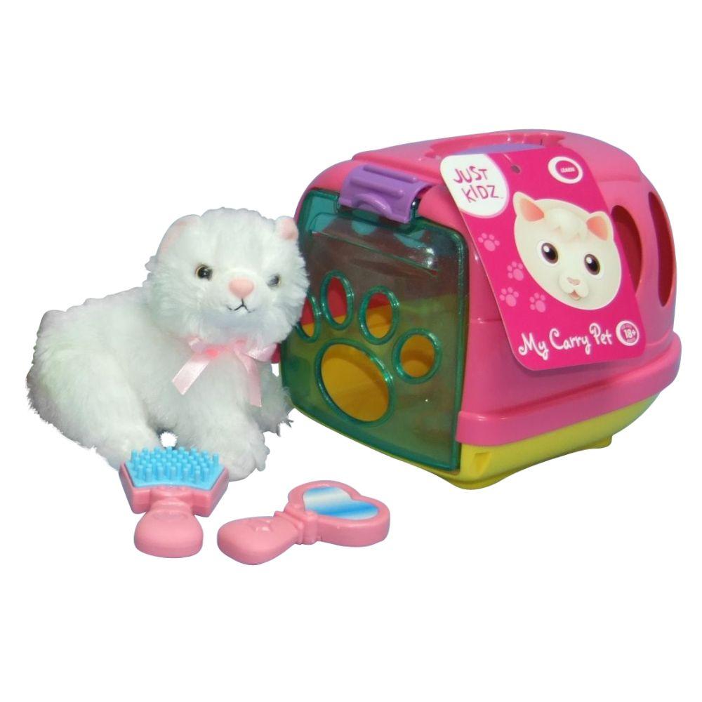 Just Kidz My Carry Pet Kitty $ 10.00