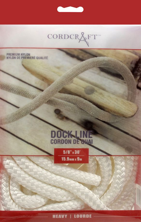 Cordcraft Dock Line