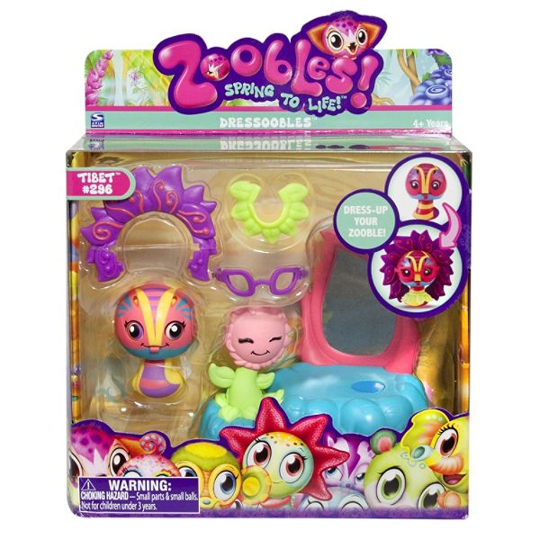 Spinmaster Zoobles Dressoobles - Snake Best Price
