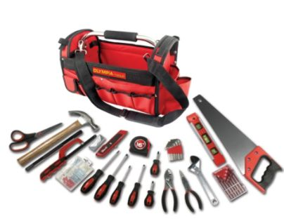 Olympia Tools  52PC TOOL SET WITH BAG