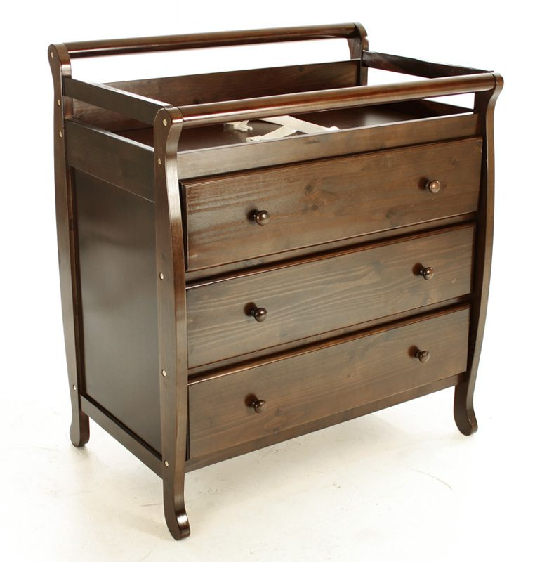 Furniture > Kids furniture > Drawer > 3 Drawer Baby Changer