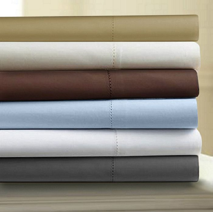 Canopy Simply Solids 300-Thread Count Egyptian Cotton Sheet Set King Size Gray & Canopy Simply Solids 300-Thread Count Egyptian Cotton Sheet Set ...