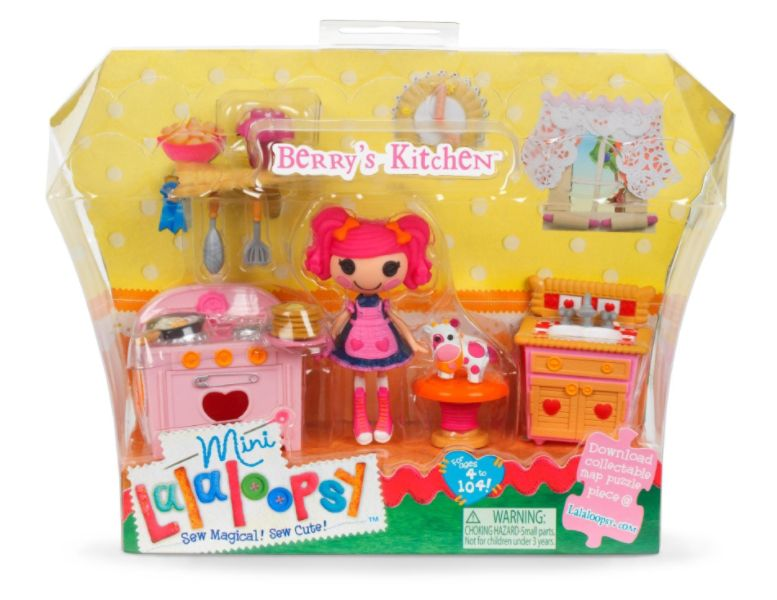 lalaloopsy in lalaloopsy playset to find