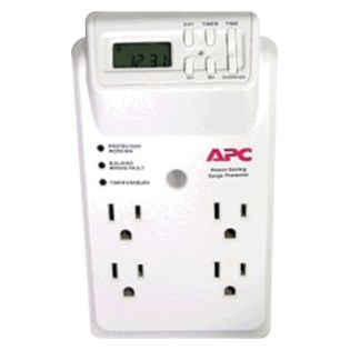 APC  4 Outlet 120V SurgeArrest