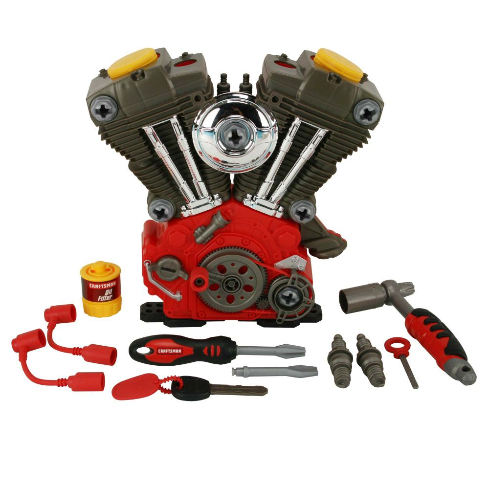 My First Craftsman Engine Overhaul Set