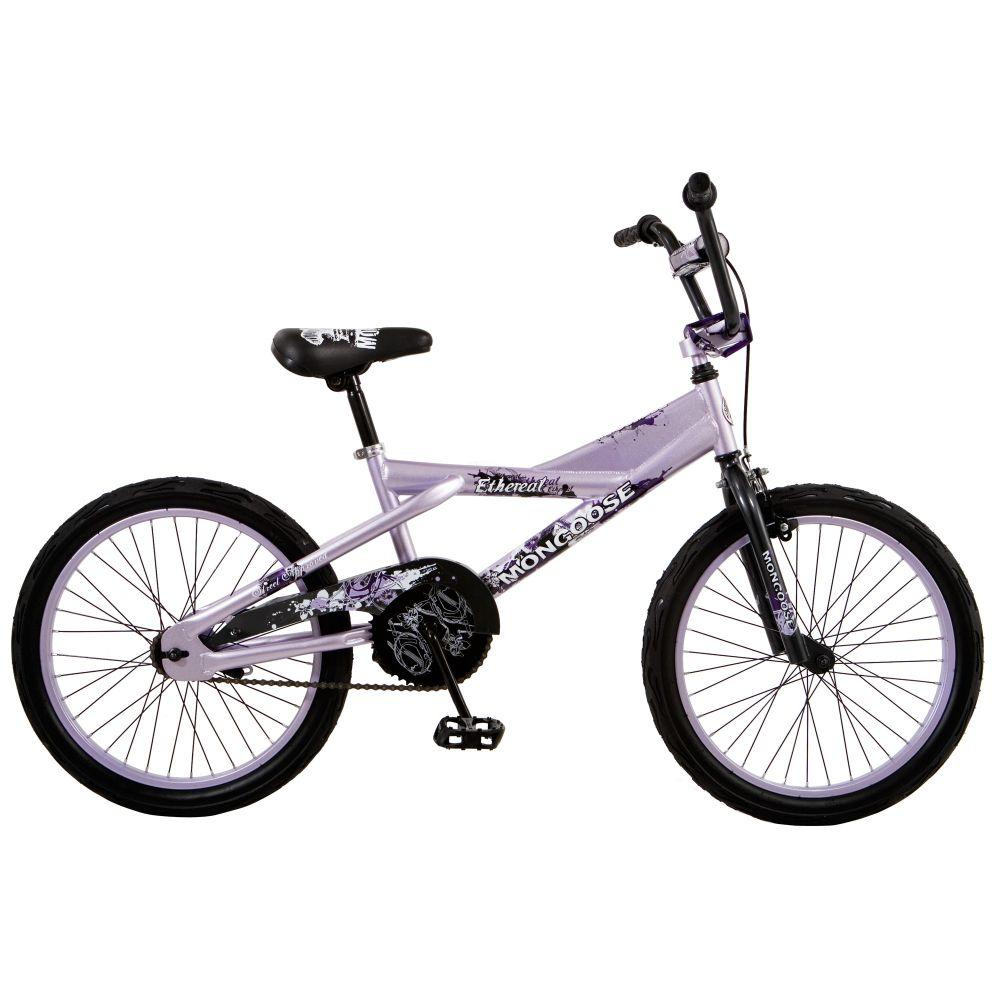 Mongoose  Review on 20  Girls  Mongoose Ethereal Bmx Bike