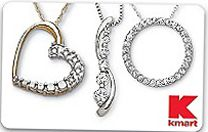 Kmart com Jewelry Physical Gift Card