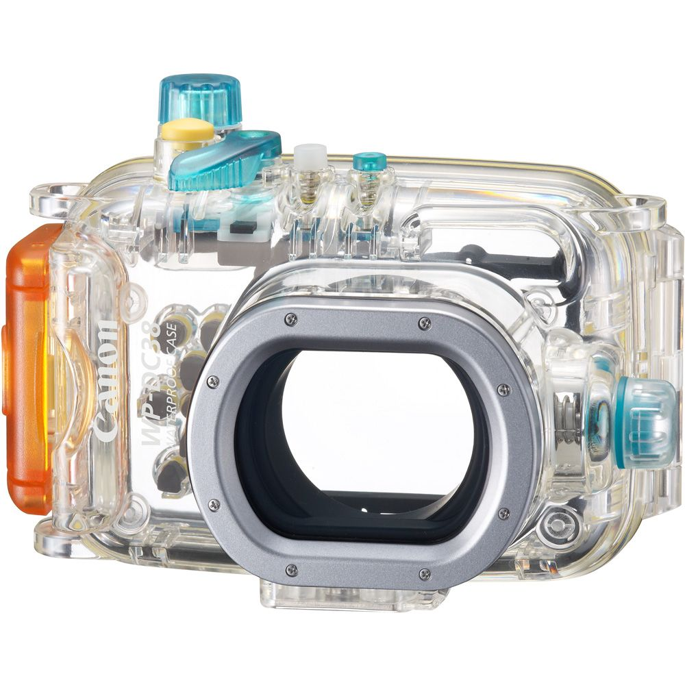 Canon 4712B001 WP DC38 Waterproof Housing for Canon S95 CANON INC TOKYO VIDEO DIVISION