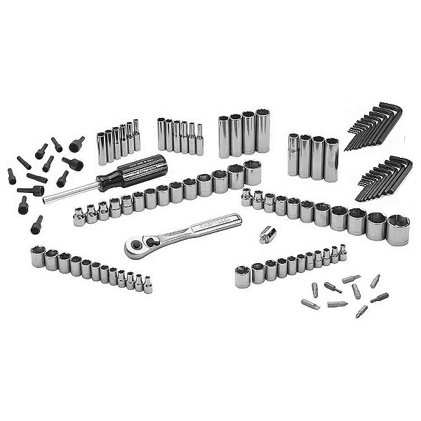 Craftsman 114-Piece Mechanics Tool Set $35.99