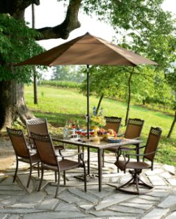 Country Living  Brookshire 7 Pc. Dining Set