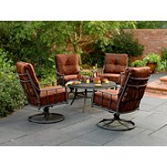 Sears - Country Living Menlo Park 5-Piece Chat Set - $355.49