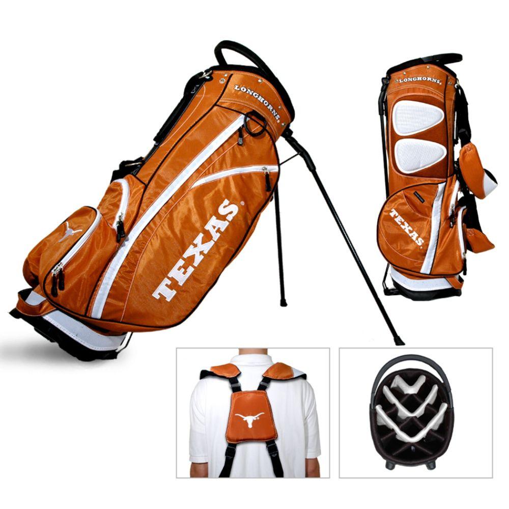 Team Golf Texas Longhorns NCAA Fairway Stand Golf Bag - TEAM GOLF (080V004455450000 23328) photo