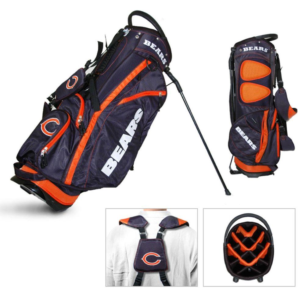 Team Golf Chicago Bears NFL Fairway Stand Golf Bag - TEAM GOLF (080V004455451000 30528) photo