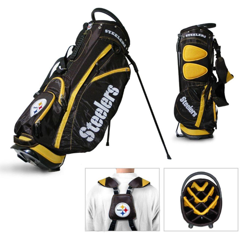 Team Golf Pittsburgh Steelers NFL Fairway Stand Golf Bag - TEAM GOLF (00648298000 32428) photo