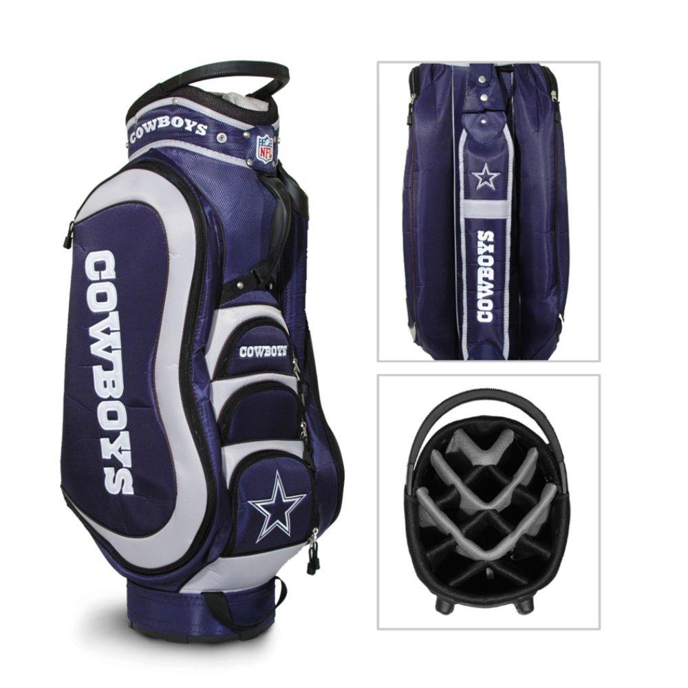 Team Golf Dallas Cowboys NFL Medalist Cart Golf Bag - TEAM GOLF (00648306000 32335) photo