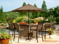 Jaclyn Smith Today Dawson 4 Pk. Bar Chairs at Kmart.com