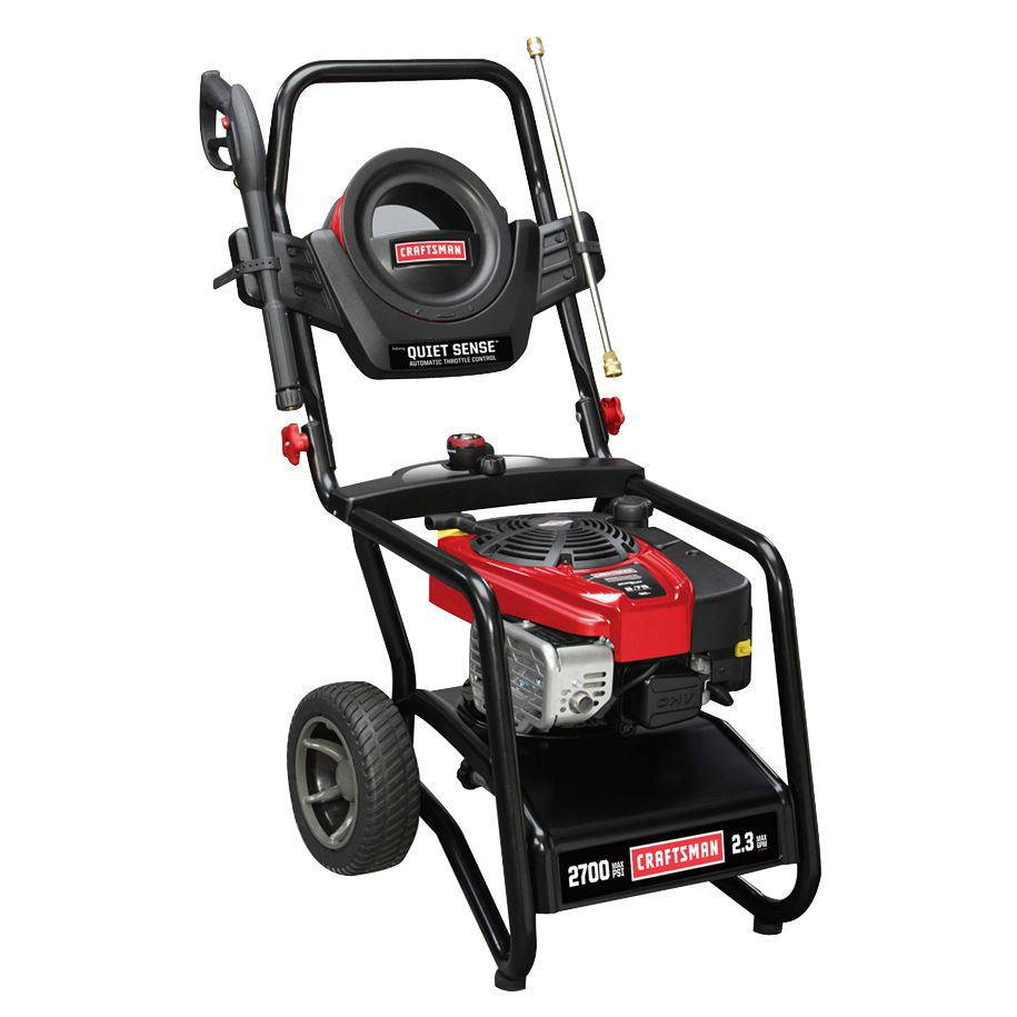Sears Craftsman Pressure Washers : Download repair manuals for craftsman pressure washers