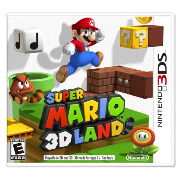 nintendo 3ds (New Winter 2011 Release!) Nintendo 3DS Super Mario 3DLand Video Game at Sears.com
