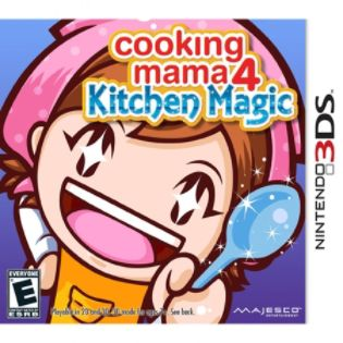 Majesco  Cooking Mama 4: Kitchen Magic