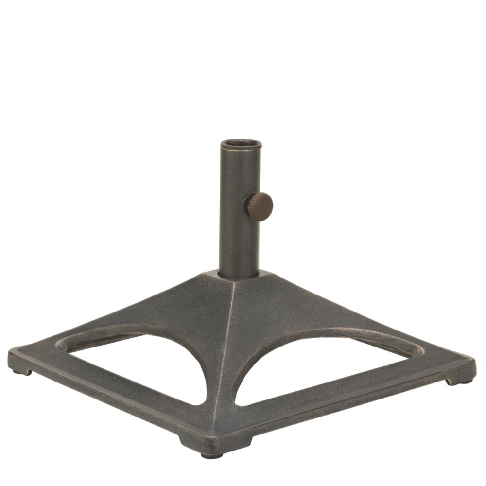 Agio Grand Haven Umbrella Base Gray