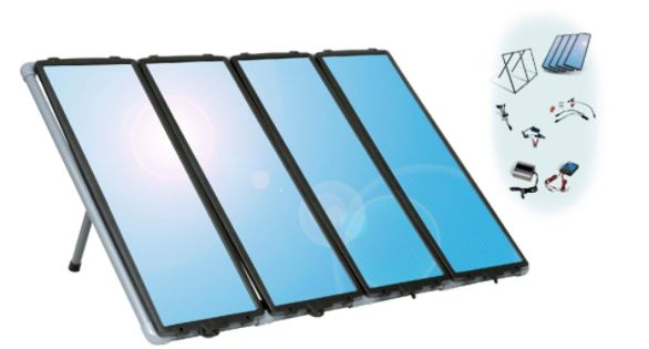 Sunforce Products®  60 Watt Solar Back-Up Kit